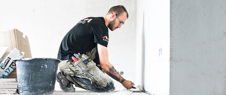 AA ehitus- korterite ja äripindade remont, üldehitustööd, remonditööd, renoveerimine